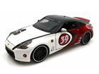 Imagem - Nissan: 370Z #39 (2009) - Vermelho/Branco - AllStars - 1:24