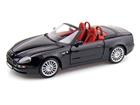 Maserati: Spyder - Preto - 1:18