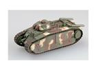 French Army: Char B1 (France, 2002 - Saumur Museum) - 1:72