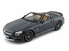Imagem - Mercedes Benz: SL 65 AMG 45th Annivers. - (2012) - Cinza - 1:18 - Maisto