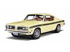 Plymouth: Barracuda 383 (1969) - Amarelo - 1:18