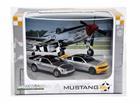 Diorama: Ford Mustang GT AV8R / AV-X10 - Mustang AVs - 1:64