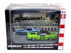 Imagem - Diorama: Dodge Challenger/Ford Mustang GT - Road Racers - 1:64