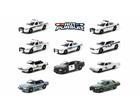 Hot Pursuit Set: c/ 10 Miniaturas de Carros de Polícia - 1:64