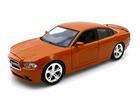 Imagem - Dodge: Charger R/T (2011) - Laranja - 1:24 - Motor Max