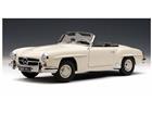 Mercedes Benz: 190 SL - Branca - 1:18