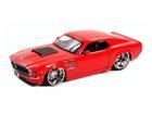 Ford: Mustang Boss 429 (1970) - Vermelho - 1:24