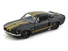 Ford: Shelby Mustang GT-500 (1967) - Preto -  Bigtime M. - 1:24