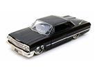 Chevrolet: Impala (1963) - Preto - 1:24