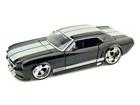 Ford: Mustang (1965) - Preto - 1:24