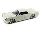 Lincoln: Continental (1963) - Branco - 1:24