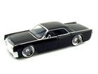 Lincoln: Continental (1963) - Preto - 1:24