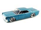 Lincoln: Continental (1963) - Azul - 1:24
