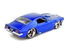 Pontiac: Trans Am (1972) - Azul - 1:24