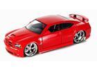 Dodge: Charger SRT8 (2006) - Vermelho - 1:24
