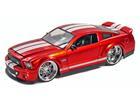 Ford: Shelby GT-500KR (2008) - Vermelho - 1:24
