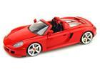 Porsche: Carrera GT - Vermelho - 1:24