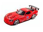Dodge: Viper SRT10 (2008) - Vermelho - 1:24