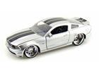 Ford: Mustang GT (2010) - Prata - 1:24