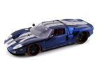 Ford: GT (2005) - Azul - 1:24