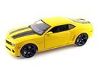 Chevrolet: Camaro SS (2010) - Amarelo - 1:18