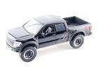 Ford: F150 SVT Raptor (2011) - Preta - 1:24