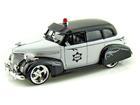 Chevrolet: Master Deluxe (1939) - Policia - 1:24