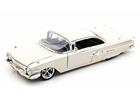 Chevrolet: Impala (1960) - Branco - Bigtime Kustoms - 1:24