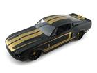 Ford: Shelby Mustang GT-500 (1967) - Preto - Lopro - 1:18