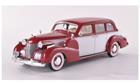 Imagem - Cadillac: Fleetwood V8 Limousine (1939) - Verm/Bra - 1:43