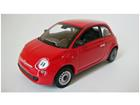 Fiat: 500 - Vermelho - 1:43
