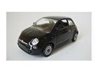 Fiat: 500 - Preto - 1:43
