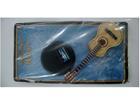 Imagem - Miniatura de Violão Acústico Pequeno - Marrom (Blister) - 12cm