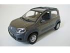 Imagem - Fiat: Uno Way - Marrom Metálico - 1:43