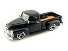 Chevrolet: Pickup (1953) - Preto - 1:24