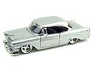 Chevrolet: Bel Air (1956) - Prata - 1:24