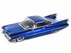 Cadillac: Coupe De Ville (1959) - Azul - 1:24