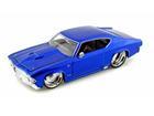 Chevrolet: Chevelle SS (1969) - Azul - 1:24