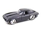 Chevrolet: Corvette Sting Ray (1963) - Preto - 1:24