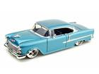 Chevrolet: Bel Air (1955) - Azul - 1:24