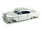 Chevrolet: Bel Air (1955) - Prata - 1:24