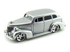 Chevrolet: Master Deluxe (1939) - Prata - 1:24