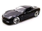 Chevrolet: Corvette Z06 (2006) - Preto - 1:24
