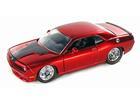 Dodge: Challenger SRT8 (2008) - Vermelho - 1:24