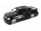 Cadillac: Escalade EXT (2002) - Preto - 1:24