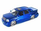 Cadillac: Escalade EXT (2002) - Azul - 1:24