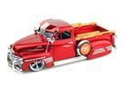 Chevrolet: Pickup Truck (1951) - Vermelho - 1:24