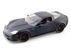 Chevrolet: Corvette ZR1 (2009) - Preto Fosco - 1:18