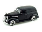 Chevrolet: Sedan Delivery (1939) - Preto - 1:24