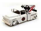 Chevrolet: Stepside Tow Truck (1955) - Branca - 1:24